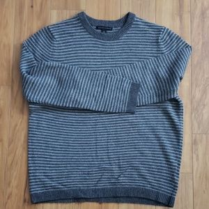 Banana Republic Crew Sweater - Horizontal Stripe